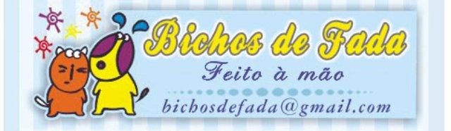BICHOS DE FADA