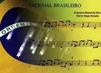 Hino nacional em Porto Alegre