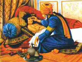 Razi Persian Physician