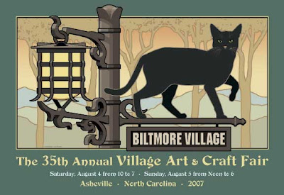 Blogasheville village arts and crafts fair coming soon for Biltmore village art craft fair