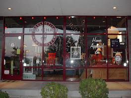 Red Chair: Store Front