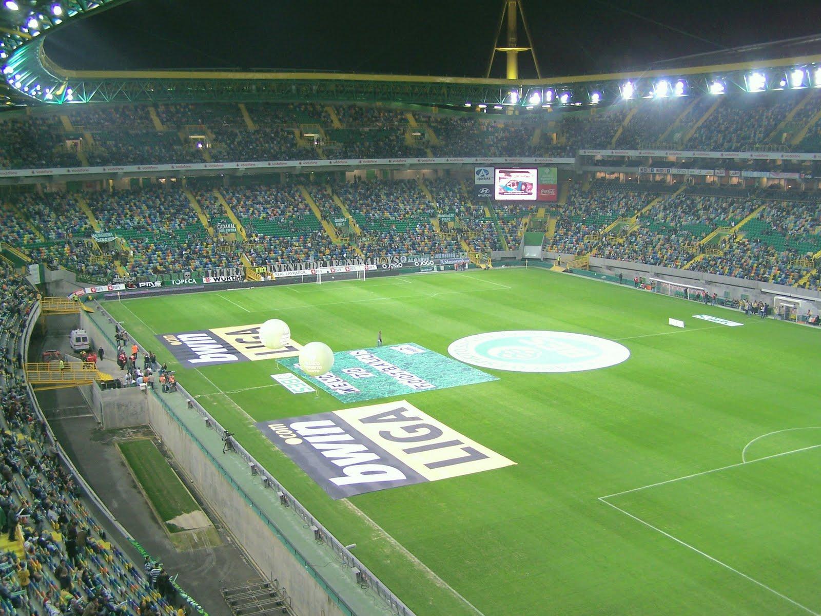Est%C3%A1dio Sporting interior Real Madrid Masaüstü HD Resimleri