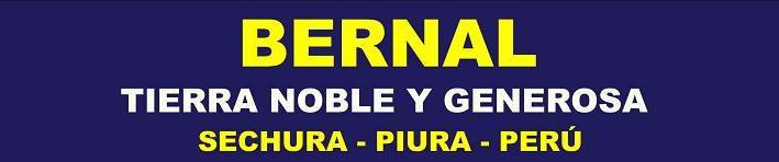 BERNAL PIURA