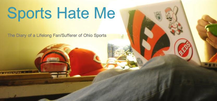 Sports Hate Me