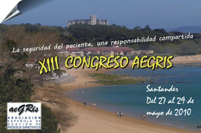 Cartel del XIII Congreso AEGRIS