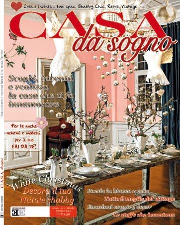 Shabby home una rivista da sogno a dream magazine for Rivista di case da sogno