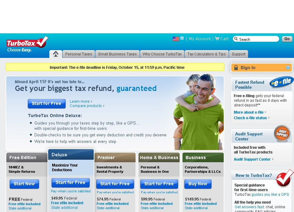 how to buy turbotax online