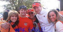 Auburn Football Game 2009