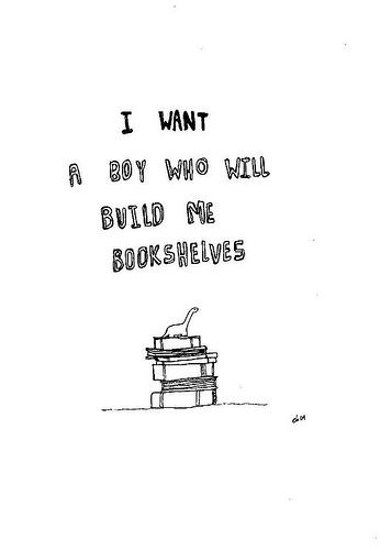 [build+bookshelves]