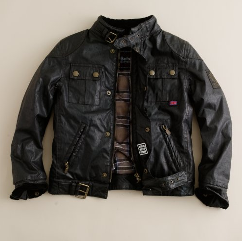 Belstaff  October 2010