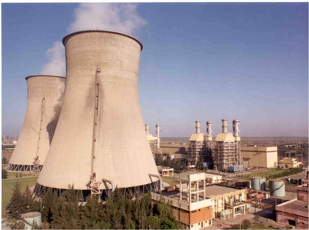 dabhol power station