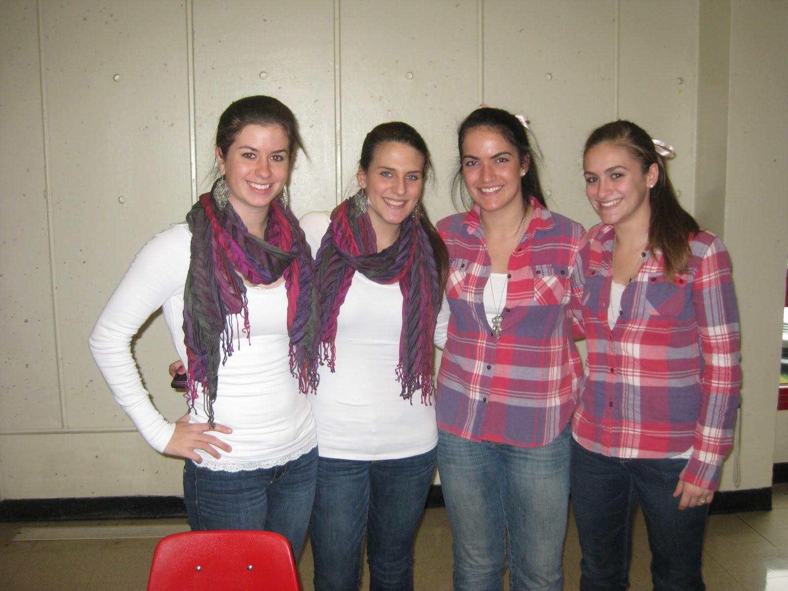 High School Twin Day Ideas Twin Day Ideas For Hig...