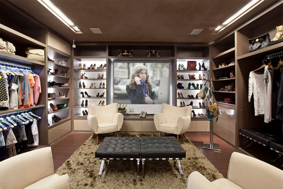 Suite de Sophia A.Potter Closet+Casa+Cor+Bras%C3%ADlia+5