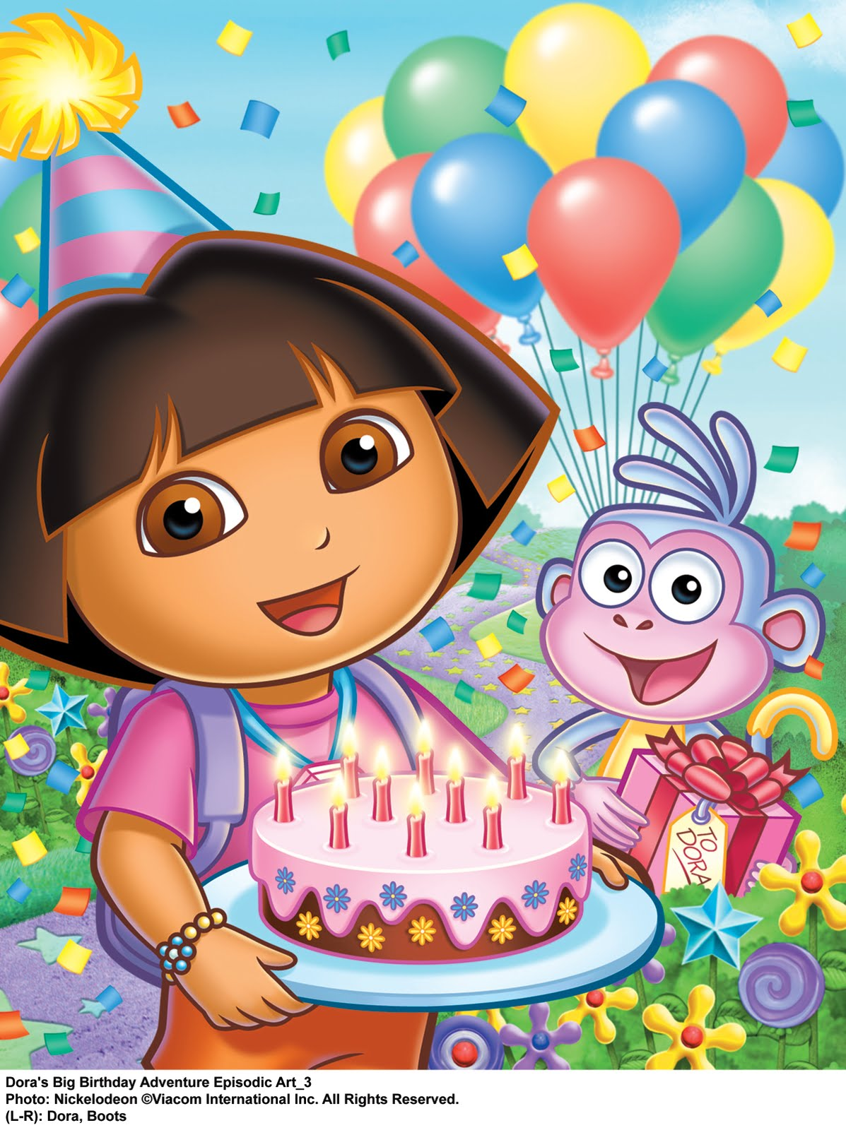 One bored mommy blogspot dora the explorer turns 10 today and walmart