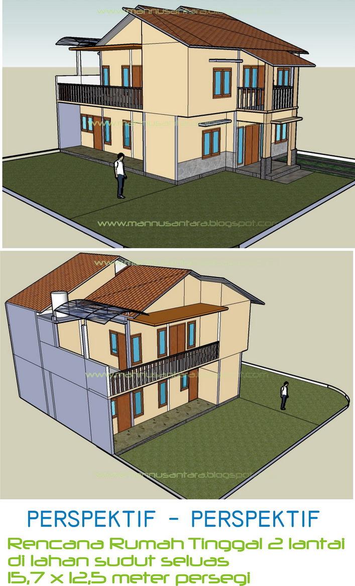 mannusantara design indonesia desain bangunan rumah