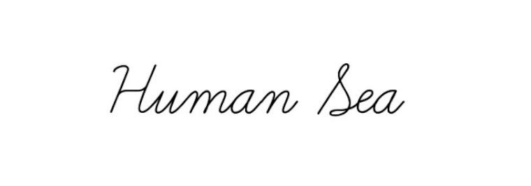 Human sea