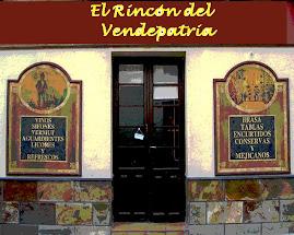 """""""El Rincon del Vendepatria"""" (restaurant, bar, lugar de encuentro cipayo en Notting Gil)"""