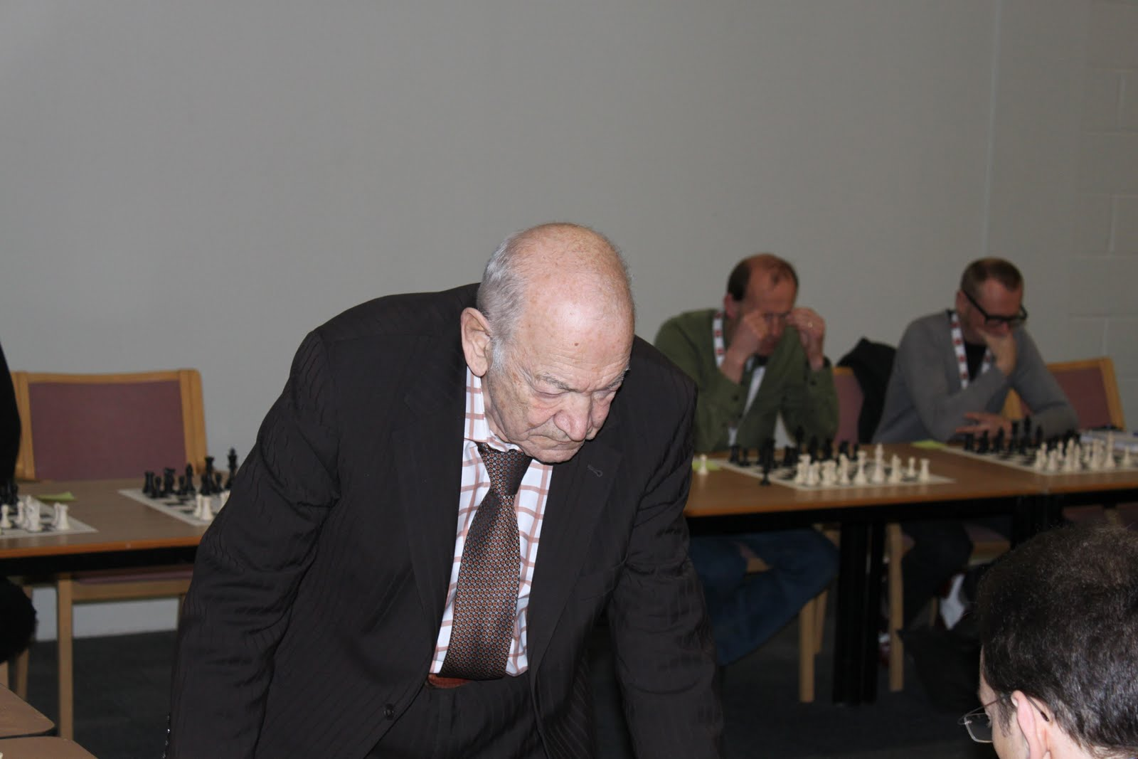 It's funny really: clearly in terms of a test of the amateur's chess ...