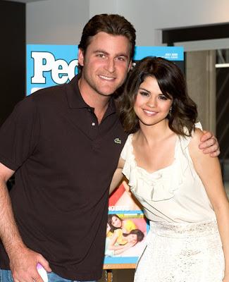 Selena Gomez at 'Princess' Preview