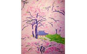 15 - Sakura Landscape