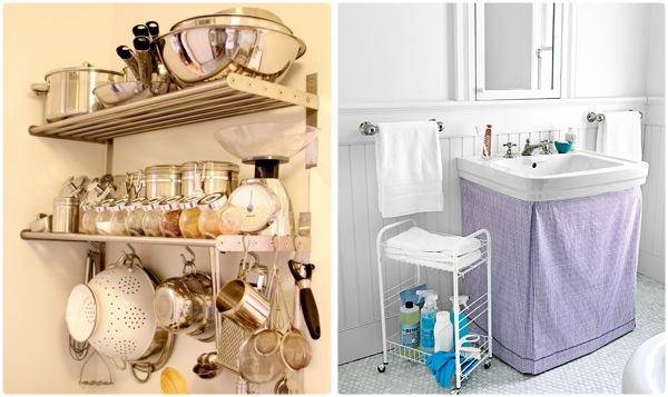 Vivir de alquiler a falta de armarios ebom for Ikea baldas cocina