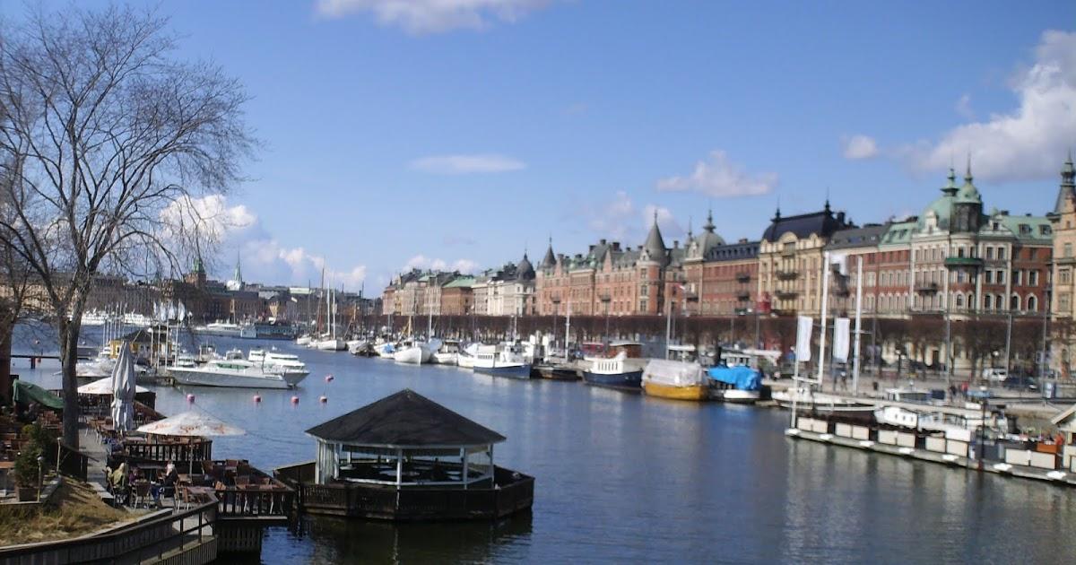Fem månader i Göteborg: Stockholm: tur, arkitektur, natur (Stockholm ...