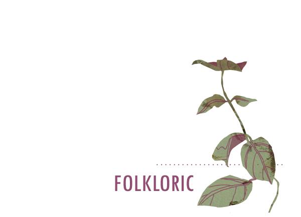 Folkloric