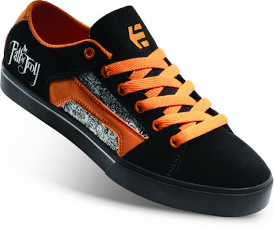 The Fall of Troy Etnies Limited Edition Skate Shoes