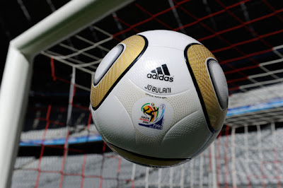 Adidas Official Soccer Ball of 2010 World Cup