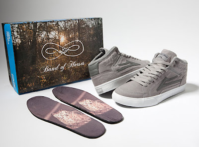 Lakai Band of Horses Limited Edition Skate shoes