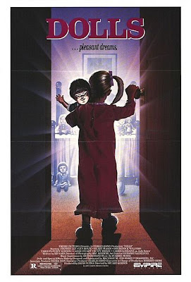 Dolls Horror Movie Poster