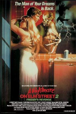 Freddy's Revenge Poster