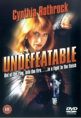 Undefeatable Dvd