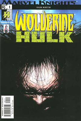 Marvel Knights Wolverine Hulk #1 Cover