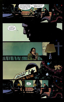 The Punisher XMas One Shot Special Conclusion5