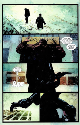 The Punisher XMas One Shot Special Conclusion