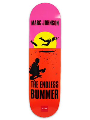 Marc Johnson Endless Bummer Skateboard Deck