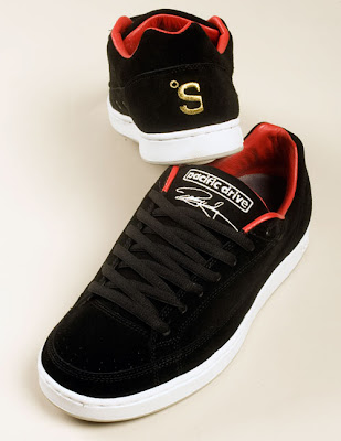 Danny Way 20th Anniversary DC Skate Shoes 2