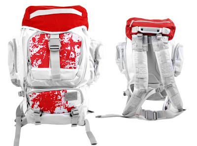 Nike SB Blood Splatter Skateboard Backpack