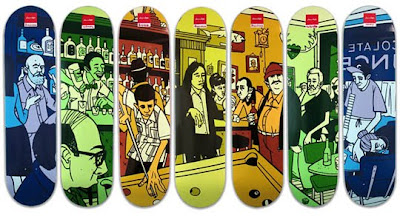 Chocolate Skateboards Bar Series
