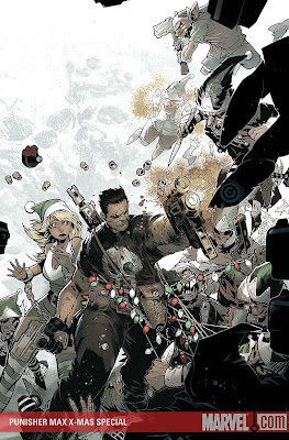 Punisher Max Christmas 2009 Preview Images