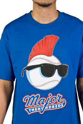 The Hundreds Major League Parody Shirt