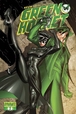Kevin Smith's Green Hornet Cover Art2