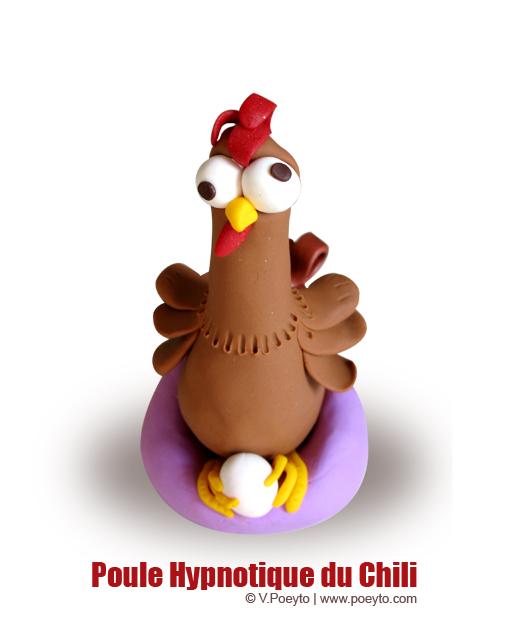 Ze Schoupatas'blog!: les poules préparent Pâques