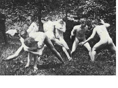 nude young men