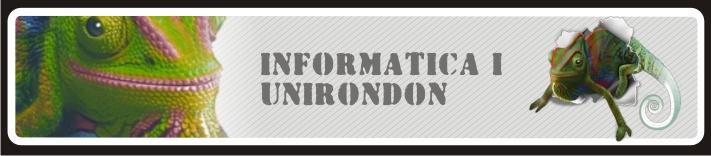 INFORMATICA II UNIRONDON