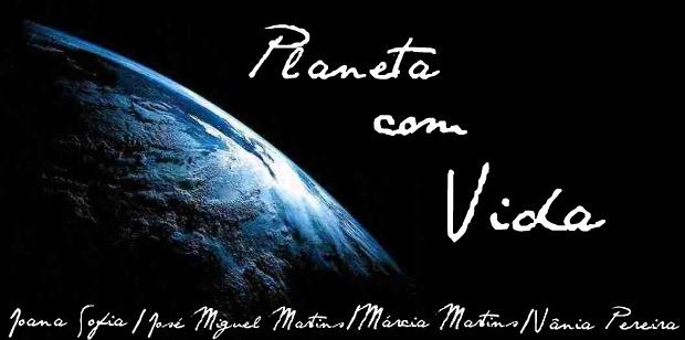 PLANETA COM VIDA