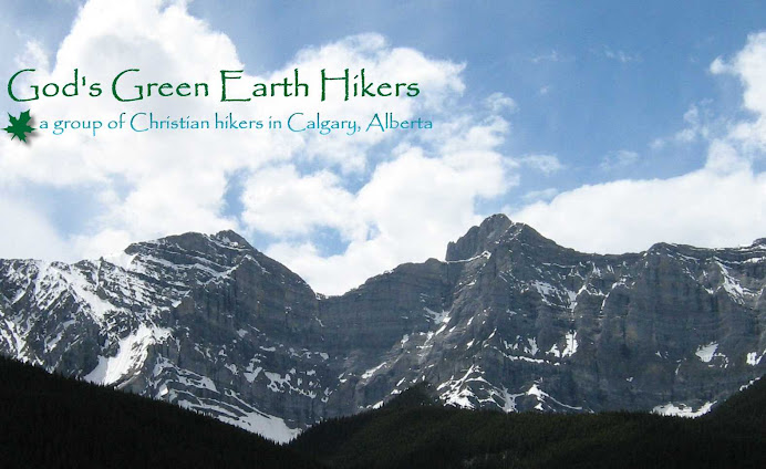 God's Green Earth Hikers