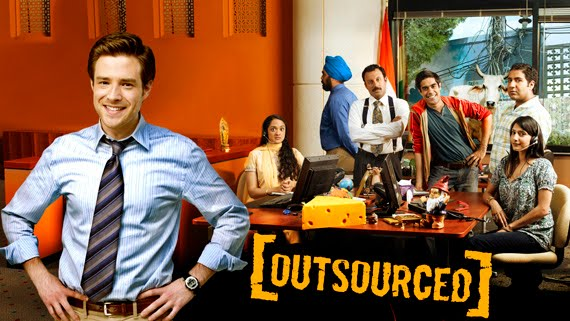 Assistir Outsourced Online Dublado e Legendado