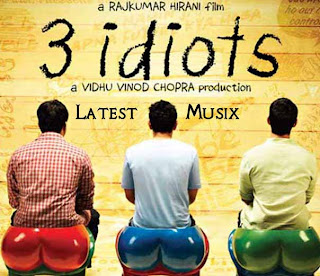 Download 3 Idiots Hindi Movie MP3 Songs